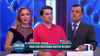 Panik atak tedavisi - Tv8 (Günaydın Doktor)