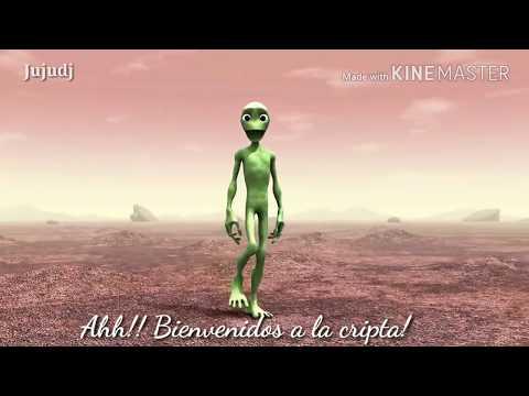 Dame Tu Cosita With Lyrics  Alien Dance   WhatsApp Status Hangover
