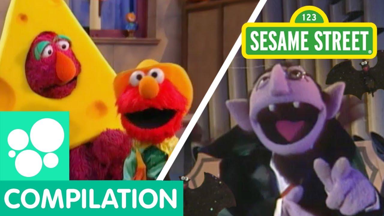 Sesame Street Happy Halloween Halloween Compilation-6278