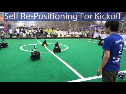 Capabilities Falcons Robots 2016