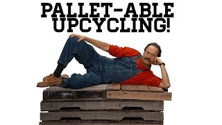 Diy: Pallet-able Upcycling | The Cheap Life With Jeff Yeager | Aarp