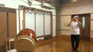 平成24年8月21日(火)、昨年演奏した「みどりの郷・こんね」と同...