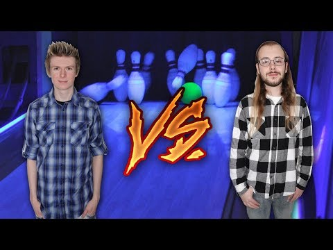 Brother VS Brother - Mini Bowling Challenge!