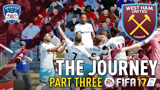 THE JOURNEY! #3 - FIFA 17 - GOAL TIME!!!