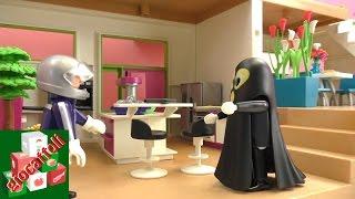 Playmobil Film: scassinata la villa di lusso! I ladri sono nella nostra casa!