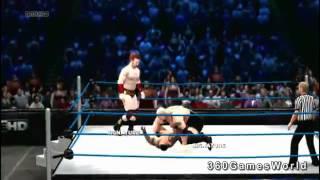 WWE SmackDown 03/08/2013 Randy Orton and Sheamus vs The Big Show