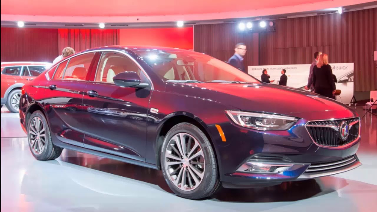 2019 buick regal grand national