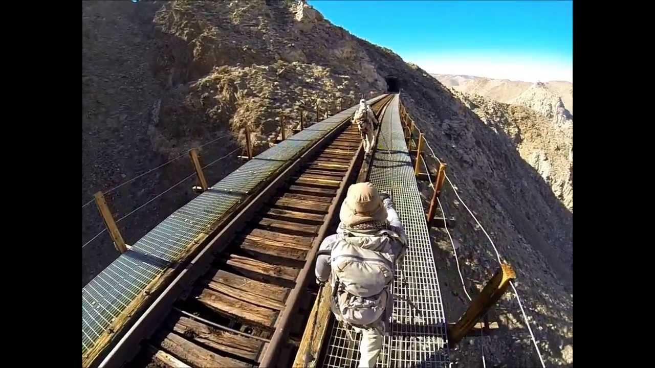Goat Canyon Trestle Amp Jacumba Peak Hike December 21st