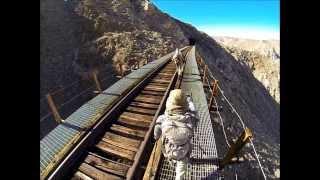 Goat Canyon Trestle & Jacumba Peak Hike - December 21, 2013