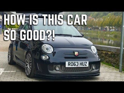 Taking My 250 BHP Abarth 500 To SPA - Daily Vlog 006