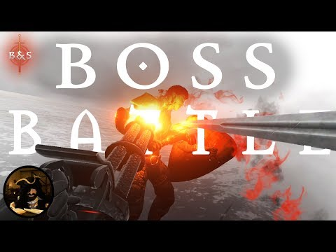 Blade and Sorcery | Boss Battle: Deity |