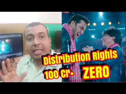 ZERO Movie Distribution Rights Sold For 100 Crores To Individual Distributors