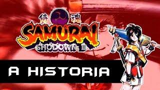 A História de Samurai Shodown III: Blades of Blood