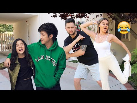 RANZ AND NIANA TEACH US HOW TO DANCE! + MEETING MORRISETTE 😆