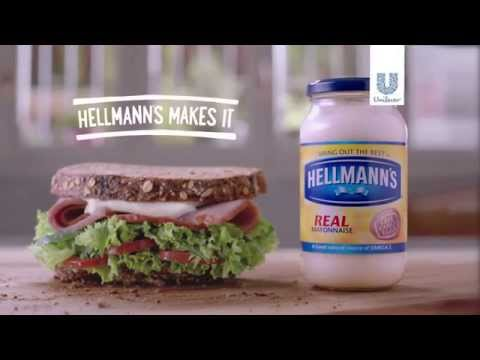 Hellmann's Makes It TV ad - extended version