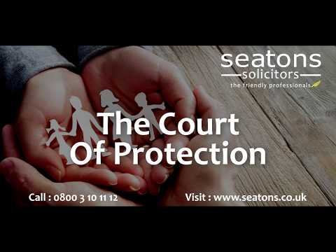 Court of Protection Forms