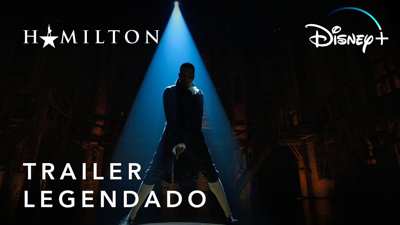 Hamilton   Trailer Oficial   Disney+