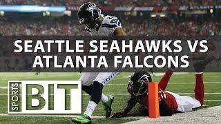 Seattle Seahawks vs Atlanta Falcons - Divisional Round   Sports BIT   NFL Picks & Preview