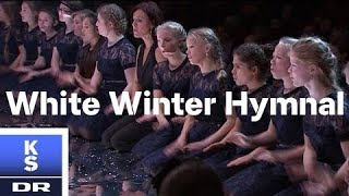 White Winter Hymnal med DR JuniorKoret