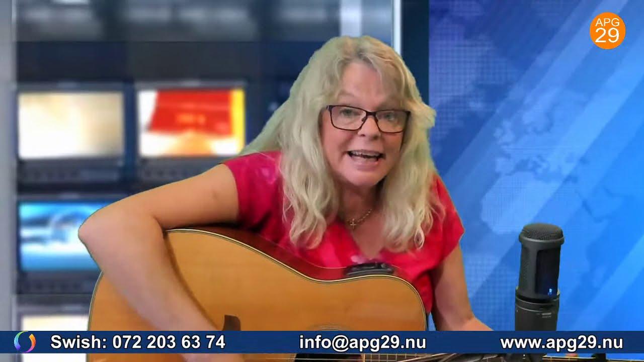 Kerstin Svensson på Apg29.Nu.