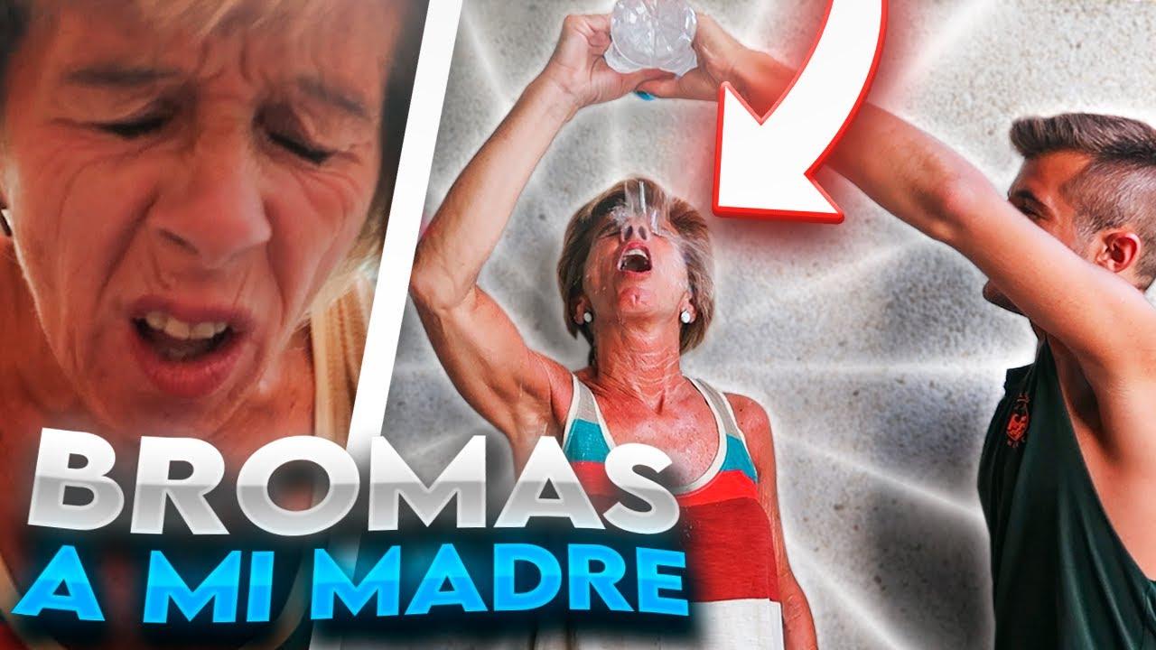 24 HORAS MOLESTANDO a mi MADRE!! *sale mal* - @ibngarcia