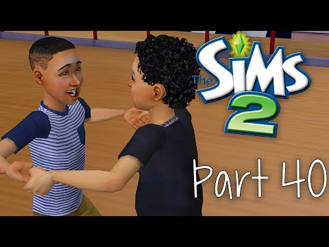 Let's Play: The Sims 2 - Part 40 | Family Fun