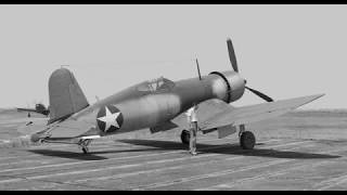 F4U Corsair Design Features