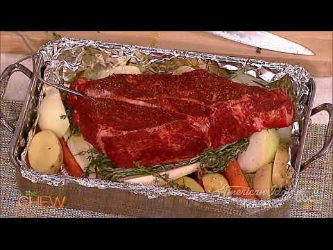 How long to cook a boneless beef chuck roast in the oven