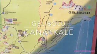 Gelibolu' yu Geziyoruz