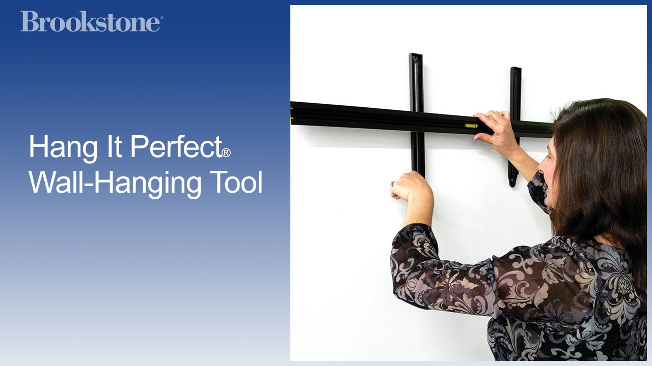 Hang It Perfect Wall Hanging Tool Youtube