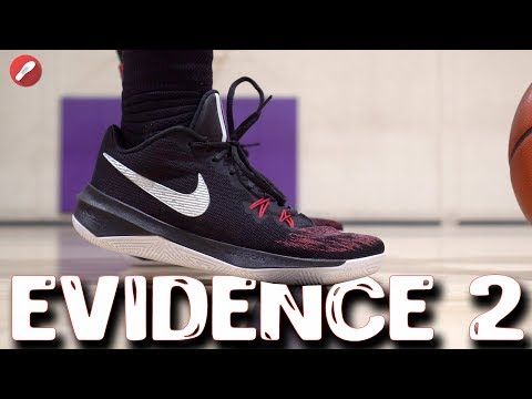 Nike Zoom Evidence 2 Performance Review! $90 Budget Model Good ...