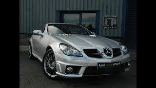 Mercedes SLK 55 AMG 2004 Videos