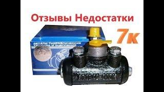Обзор Задних тормозных цилиндров АТ для Ваз 2105 2108 2110 Калина Приора (Отзывы)