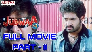 Judwa No1 Hindi Movie Part 11/11 Jr.NTR, Nayanatara, Sheela