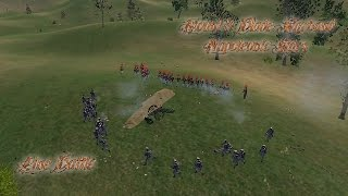 Napoleonic Wars - Line Battle #5 03.08.14