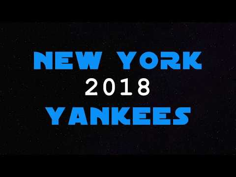 2018 New York Yankees Trailer