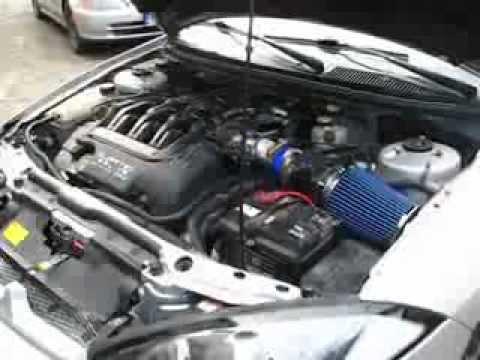 Ford Cougar 2 5 V6 Svt Youtube