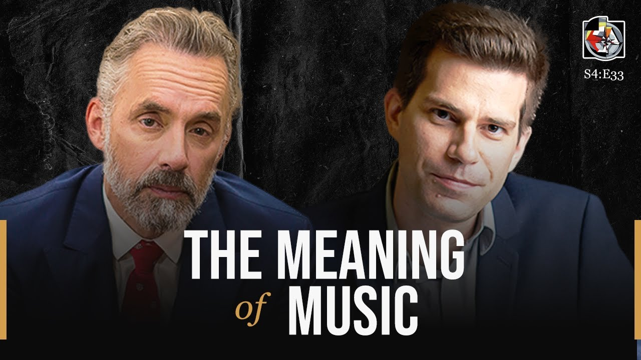 The Meaning of Music   The Jordan B. Peterson Podcast - S4E33: Samuel Andreyev