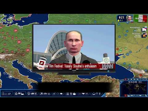 Geopolitical Simulator 4: Rebuilding a Russian Empire pt. 17 - More Moscow Riots and Agro Deals