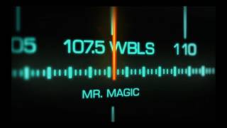Mr.Magic's Rap Attack w/ Marley Marl on WBLS 107.5 from 1987