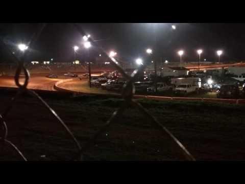 Cherokee Speedway Extreme 4 Heat 4-22-17
