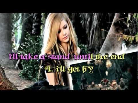 Avril Lavigne - Alice Karaoke / Instrumental