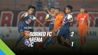 [Pekan 3] Cuplikan Pertandingan Borneo FC vs Arema FC, 10 April 2018