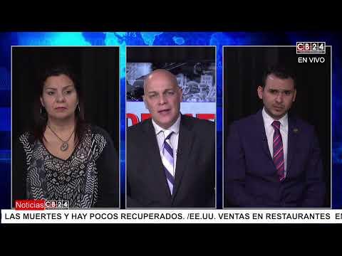 A Debate... Con Alejandro Marcano Santelli Mar12
