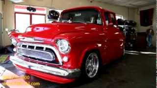 1957 Chevrolet Pickup 3100 Show Truck for sale with test drive,walk through video