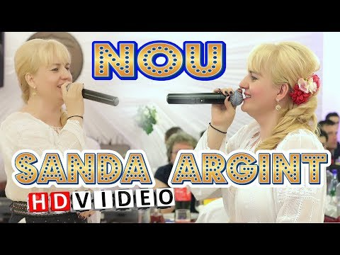 SANDA ARGINT 2018 LIVE 60 MINUTE | CEL MAI NOU COLAJ VIDEO CU MUZICA POPULARA DE PETRECERE