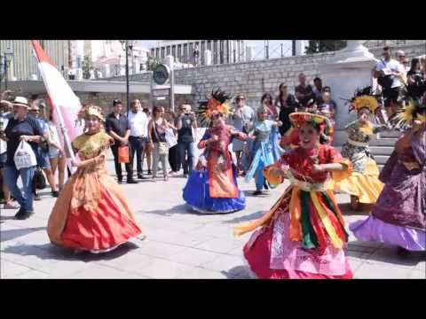 Promoting Indonesian dance & music in Athens