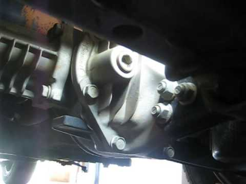 How To Change Your Differential Oil Cheater Method