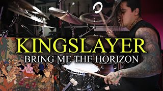 "Best Bring Me The Horizon ""Kingslayer"" Drum Cover???  (Feat: BABYMETAL)"