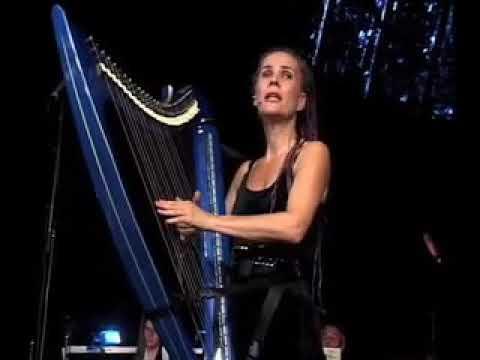 Harpiste déjantée